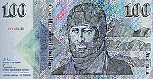 Sir Douglas Mawson puts a chill into Australia's currency